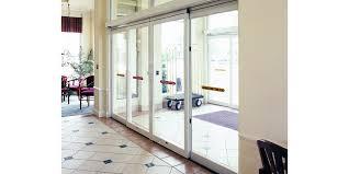photos of besam automatic sliding door operator