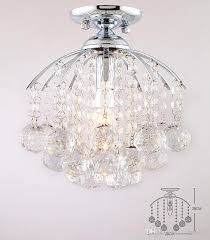 home and furniture luxurious small crystal chandeliers on easy to fit chandelier non electric cascading