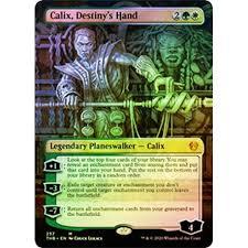 Calix Destiny Shand (foil) Alternative Art - Hadouken