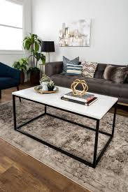 42 mixed material coffee table free