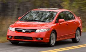 2009 Honda Civic Coupé Si related infomation,specifications ...
