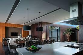 modern architectural interior design. Modern Tropical Home With Interior Courtyard. Bali Oceanfront Villa Modern Architectural Interior Design S