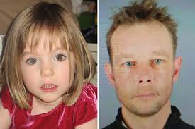 The new suspect in the madeleine mccann case has also been investigated over the disappearance of a german girl, according to german media reports. Maddie Mccann Detectives Believe Case Could Be Solved In 2021 As Suspect Christian B To Be Quizzed In New Year