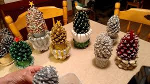 1289 Best PINE CONE DECORATIONS Images On Pinterest  Christmas Christmas Pine Cone Crafts