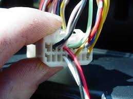 how to installing mitsubishi aux mp3 cable evolutionm net how to installing mitsubishi aux mp3 cable lancermp3cable 021 jpg