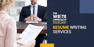 Professional Resume Writing Services The Write Approach
