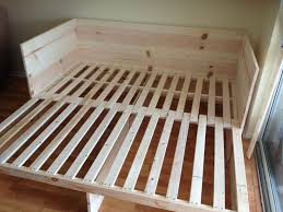 Amazing DIY Folding Bed Pullout Beds Google Search Beds Pinterest Pull Out  Sofa