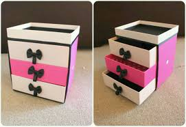 creative elegant jewelry box ideas jewellery appealing wooden decorating gifts shadow frame diy gift succulent wall personalized explosion memory small