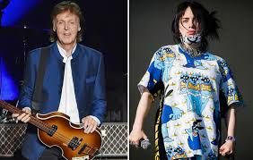 Paul McCartney praises