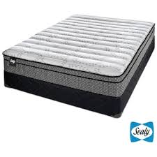 mattress with boxspring. sealy phases cushion firm full mattress and boxspring set with