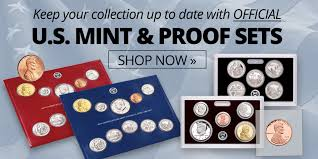 keep your collection up to date with official u s mint and proof sets now