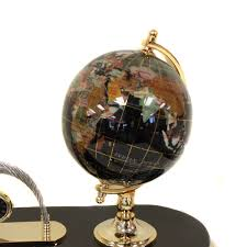 casa cortes executive handcrafted gemstone globe desk pen set gift set free today 14946715