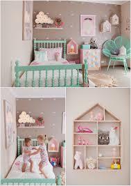 A Scandinavian Style Shared Girls Room By Scandinavian Style - Girls bedroom decor ideas
