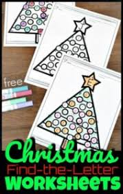 Glenn doman / makoto shichida methods, holidays activities for preschoolers and toddlers. Free Christmas Phonics Puzzles