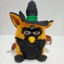 Autumn Witch Furby Special Limited Edition <b>Tiger 70</b>-887 for sale ...