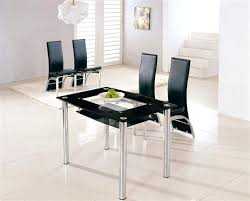 small glass dining room tables compact small glass dining table and 4 chairs small glass dining room set
