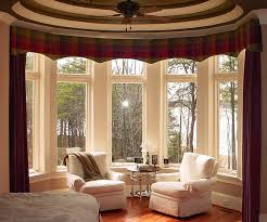 Home Decor Superb Bedroom Window Curtain Ideas Bay Window - Bedroom window ideas