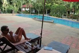 samui garden home piscina