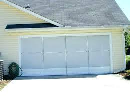 sliding garage door screen kits garage screen doors sliding s door for kits retractable
