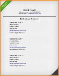 Leer En Línea Referenceheet For Resumeample Thetuffedolive