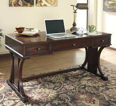 office desk tables. Signature Design By Ashley Devrik Home Office Desk - Item Number: H619-27 Tables O
