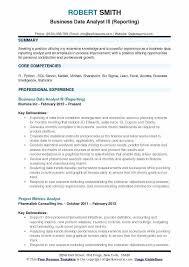 Resume Pdf Template Classy Resume Template Data Analyst Proffesionla Data Analyst Resume Pdf