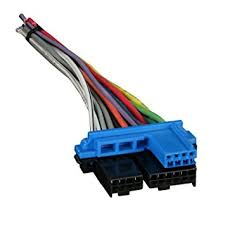 amazon com metra 71 1858 reverse wiring harness for select 1987 Gm Wiring Harness metra 71 1858 reverse wiring harness for select 1987 2005 gm vehicles gm wiring harness diagram