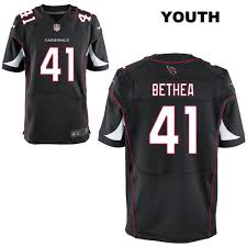 Nike Black Cardinals Elite Arizona Jersey Bethea Football Alternate Antoine No Youth Stitched 41|In An Election Rally In Florida