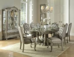 exclusive ideas formal dining room sets for 10 112 versailles antique white table set