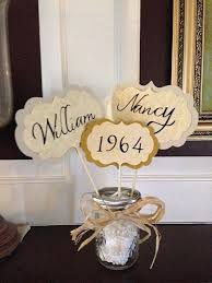 50th anniversary table decorations table decorations for wedding anniversary party awesome table center pieces for pa