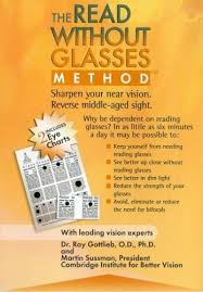 The Read Without Glasses Method Dvd W Eye Chart Pal Format