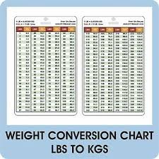 Details About Weight Conversion Pvc Plastic Card Lbs To Kg Reference Dr Rpn Rn Lpn Nurse C 29