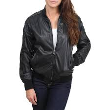 nanette lepore womens faux leather fashion coat er jacket bhfo 0460