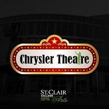 Seating Chrysler Theatre