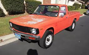 1979 Chevy Luv 4x4 Short Bed 1.8l 4 Cyl 4-spd 99% Rust Free 91,000 ...
