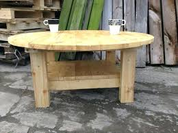 diy round coffee table pallet round top coffee table pallet furniture plans round coffee table diy