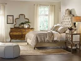 hooker bedroom furniture. Delighful Bedroom Hooker Furniture Sanctuary Upholstered Platform Bed Bedroom Set Throughout R