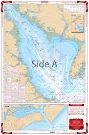 Chesapeake Bay Maps Charts Delaware Bay And C D Canal Navigation Chart 48