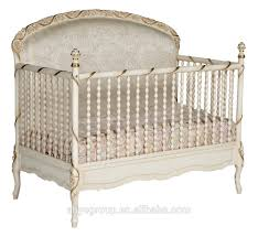 Oversized Bedroom Furniture Ak 32 Royal Baby Custom Made Wood Baby Crib French Style Elegant