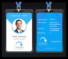 Company Id Badge Template It Company Id Card Format Magdalene Project Org