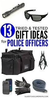 need a gift for a police academy graduation or a birthday here are 13 gift ideas for cops that are sure to please