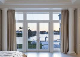 white exterior french doors. French Doors With Side Panels Bedroom : Special - Ctbinstallation Nuvu White Exterior I