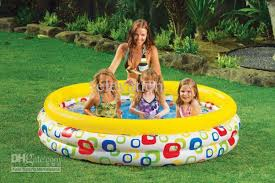 inflatable swimming pool for kids. Plain Pool 2018 Intex Inflatable Swimming Pool Kids Pvc  From Elevation 4026  DhgateCom For Pool C