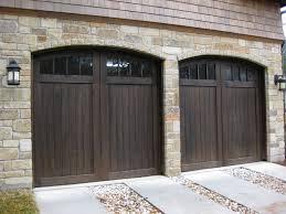 double fiberglass garage doors