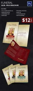 Free Funeral Templates Download 24 Funeral Program Brochure Templates Free Word PSD PDF Excel 21