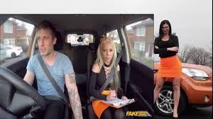 3 Driving Barbie - School Fake Youtube