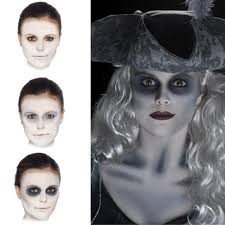 deluxe family makeup kit instructions makeup nuovogennarino ghost make up fancy dress and party vire make
