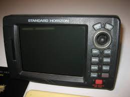 Standard Horizon Cp180 Color Chartplotter Gps Display Head W Suncover Manual