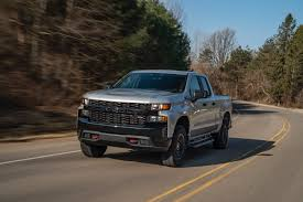 2020 Chevrolet Silverado 1500 Gets Increased Towing Capacity