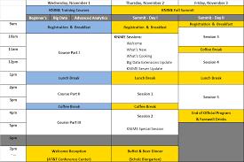 overview course agenda summit agenda venue registration